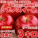 送料無料 シナノスイート りんご フルーツギフトプロも認める秋りんごの最高傑作♪「ふ