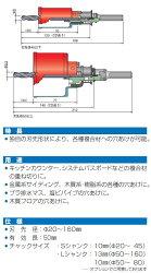 【複合ブリット(ハイブリット)コアドリル】20.0mmPCH20ミヤナガ