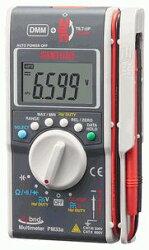 デジタルマルチメータ(複合タイプ)PM33asanwa(三和)