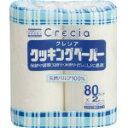 日本製紙クレシア クッキングペーパーM 80カット 2ロール 38800