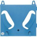 ヘルメットラック エコラック 1個掛け ブルー 821R タニザワ