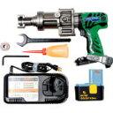 オールアンカー専用電動油圧マシーン バッテリー式 SD-325CL サンコーテクノ