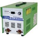 直流インバーターアーク溶接機 ライトアーク IS-LS300D 育良(イクラ)