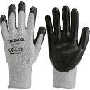 TRUSCO(トラスコ) グラスファイバー手袋ニトリル手ノヒラコート M TGL-5295Z-M
