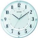 ショッピング掛け時計 RHYTHM(リズム時計工業) リズム 電波掛時計 8MY551SR03