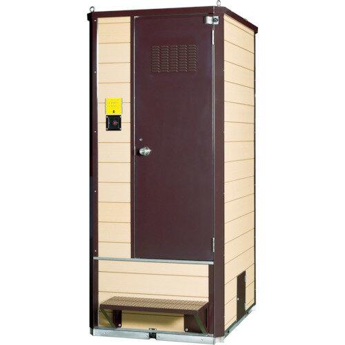 【直送】【代引不可】コトヒラ工業 バイオトイレ エコロッカ仕様ウッド調 KE-T133B