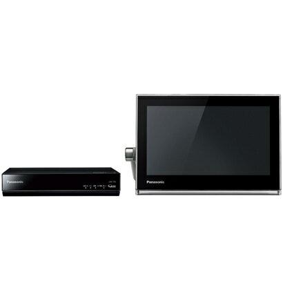 パナソニック Panasonic UN-10T5-K [プライベート・ビエラ 10V型 HDDレコーダー付 ポータブル地上・BS・110度CSデジタルテレビ 防水タイプ ブラック]※送料無料