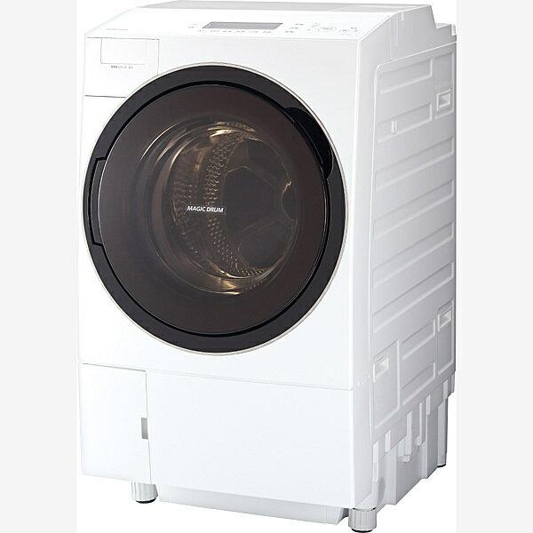 東芝 TOSHIBA TW-117V3L(W) [ドラム式洗濯乾燥機 (11.0kg) 左開き Bigマジックドラム グランホワイト]※送料無料