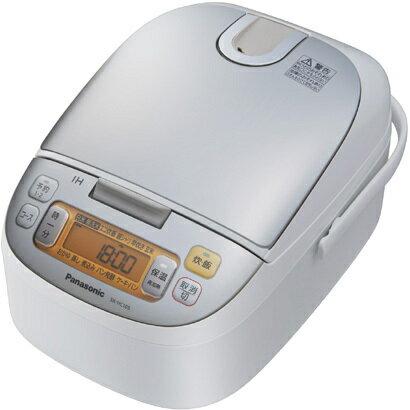パナソニック Panasonic SR-HC105-W [IH炊飯器 5.5合炊き シャンパンホワイト]※送料無料