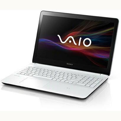 ソニー SONY SVF15317DJW [VAIO Fit 15E 15.5型ワイド液晶/Pentium/HDD1TB/DVDスーパーマルチドラ...