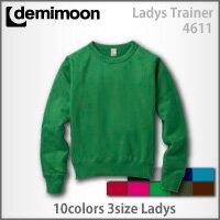 Demi moon regular trainer fleece pile (Lady's)
