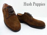 Hush Puppies(ハッシュパピー)M-120FX/ソイソース【送料無料】メンズカジュアルシューズ/コンフォートシューズ/ゆったり幅/正規販売店