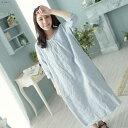 Seven minutes sleeve linen A-line long one piece [004019] [10P11Jun13]