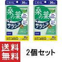 DHC 桑の葉+サラシア 30日分 90粒 ×2個セット