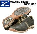 ミズノ ウォーキングシューズ メンズ靴MIZUNO WAVE LIMB 5KN-11035ウェーブリム 靴 05P03Dec16