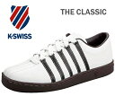 ケースイス スニーカーK・SWISS THE CLASSIC 02248-J05 ホワイト/ブラウン/ガム 靴 05P03Dec16