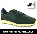 ナイキ スニーカーナイキ ウィメンズ プリ モントリオール レーサー ビンテージWMS NIKE PRE MONTREAL RCR VNTG555258-441 ミッドナイトティール/ティール/ファイバーグラス/セイル/ゴーストグリーン 靴 05P03Dec16
