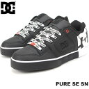 DC スニーカーDC SHOES PURE SE SN DM...