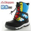 スノーブーツ ジュニアカッパ KPS SBJ27 バーチョJ マルチ防水機能 防水ブーツ 防水 靴 スノトレ ウィンターシューズ 子供ブーツ キッズブーツ