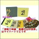 【通常送料・代引手数料0円】津軽三味線 高橋竹山の世界(CD)