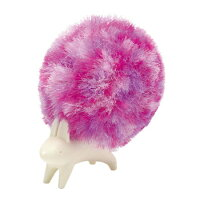 マーナ(MARNA) しっぽでポンポンクリーナー ウサギ(ピンク) W-564A
