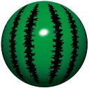 【ゆうパケット対応/代引不可】イガラシ(IGARASHI) スイカボール BBR-140 ビーチボール 海 プール すいか バレー ビーチ