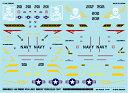 A-462 1/144 アメリカ海軍 F-14A トムキャットVF-84 ジョリーロジャース「ゼロ・キラー 1941」 MYK DESIGN [アシタのデカール]