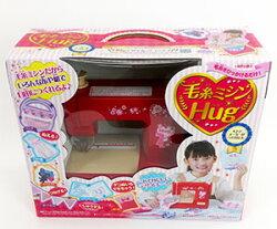 アックスヤマザキ毛糸ミシン「Hug(ハグ)KM-02」【あす楽】【あす楽_土曜営業】【5年保証】