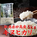 新潟県 妙高産キヌヒカリ 5kg 「28年産 一等米」