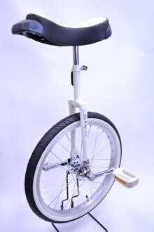 Stay On Top White (20 inch) The miyata original model