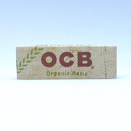 【OCB】手巻きタバコ用 巻紙 オーガニック シングル 69mm 50枚入