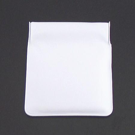 モバイルアッシュトレイ 替え携帯灰皿 レギュラータイプ 白1個 ニッシン ポケハイ 携帯灰皿