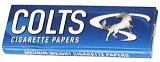 【春山商事】【COLTS】コルツ 手巻きタバコ 巻紙50枚入 シングルペーパー 68mm50枚 【手巻きたばこ 煙草 手巻 巻紙 ペーパー】