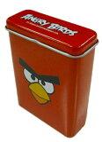 85ミリ20本用 フリーケース シガレットケース アングリーバードC ANGRY BIRDS ブリキ缶 キャンディー缶