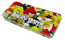 【缶ペンケース】アングリーバード ANGRY BIRDS Bタイプ デザイン柄 ブリキ缶 カンペンケース