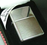 ZIPPO#26アーマーARMORスターリングシルバー925純銀鏡面仕上げ