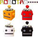 【愛龍社】可愛いロボタン 回転灰皿 卓上回転式灰皿 ROBOTAN カラー