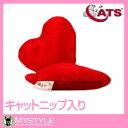 4cats フォーキャッツ ハート【キャットニップ】猫用 お...