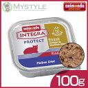 アニモンダ キャット 猫 缶詰 インテグラ プロテクト ストラバイト ビーフ 100g ANIMONDA 療法食 ウェットフード ペットフード