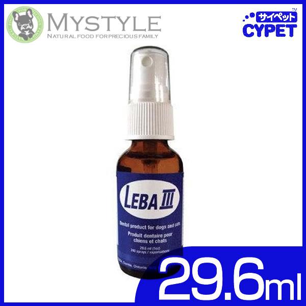ペット用液体歯磨き リーバスリー(LEBA)29.6ml デンタルケア用品 虫歯予防 ペッ…...:mystyle-pet:10000717