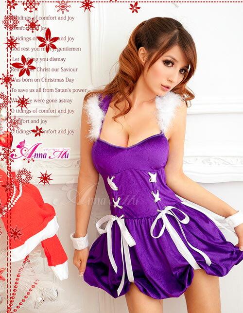 セクシー サンタ コスプレ クリスマス 衣装:コスプレ ランジェリー Mystylist