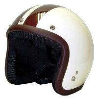 スモールジェットヘルメットIV/BR2本ライン
