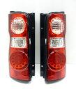日産 キャラバン (E25)LEDテールランプ赤/白