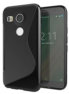 Google Nexus 5X TPU ケース グリップ スマホケース L
