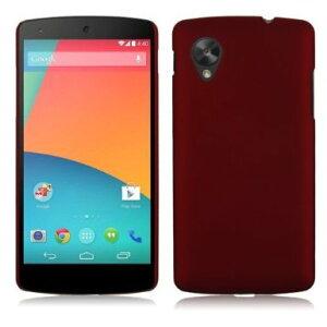 Google Nexus5 ケース スリム フィット PC カラー ス