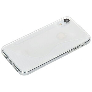 iPhoneXR ケース TPU カバー アイフォン XR 6.1 薄型