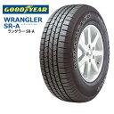 サマータイヤ GOODYEAR WRANGLER SR/A P225/75R15 102S アウトラインホワイトレター 4X4・SUV用