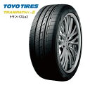 サマータイヤ TOYO TIRES TRANPATH Lu2 235/50R18 101W XL ミ