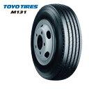 サマータイヤ TOYO TIRES M131 6.00R15 8PR チューブレス バン・小型トラック用