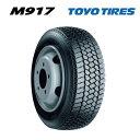 スタッドレスタイヤ TOYO TIRES M917 700R16 10PR チューブタイプ バン・トラック用